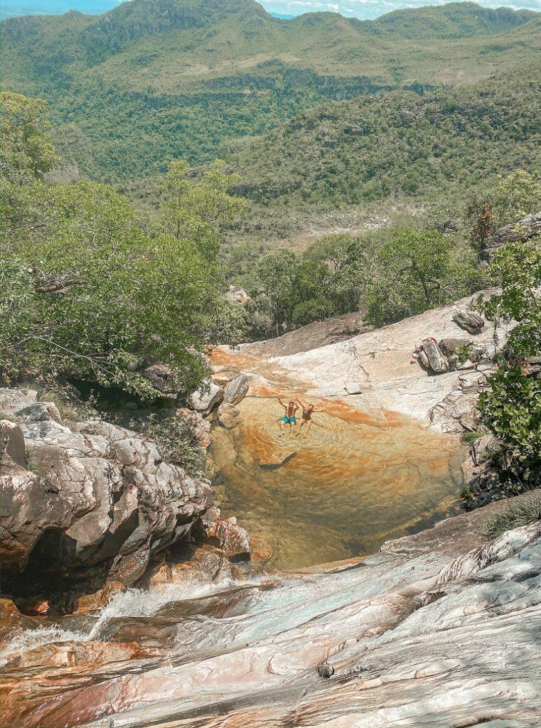 cachoeira do abismo chapada dos veadeiros